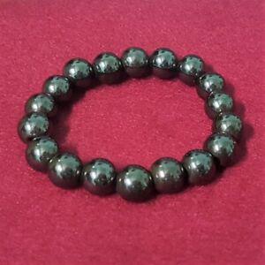 Leklai Namphee Thai Amulet Bracelet Magic Talisman Power Holy Iron Stone Protect
