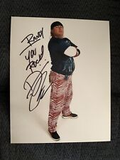Comedian Donnie Baker Signed 8x10 Photo Autographed Randy You Rock