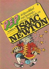PEP 1973  nr. 44 -  OLIVIER BLUNDER (POSTER) / COMICS (KRAAIENHOVE / PHILEMON)