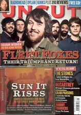 Uncut May 2011 Fleet Foxes Rolling Stone Human League