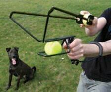 Hyper Pet 4 Tennis ball launcher thrower catapult Shoots up to 200ft !!