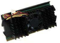 CPU Intel Pentium III SL35E 500MHz SLOT1 + Refroidisseur