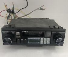Vintage Alpine 7162 Cassette Deck Car Stereo. Radio, Tape & Sound Tested