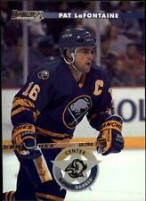 1996-97 Donruss Buffalo Sabres Hockey Card #113 Pat LaFontaine
