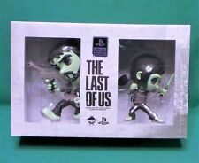 The Last of Us Limited Edition Joel and Ellie Glow in the Dark Vinyl Figure Set