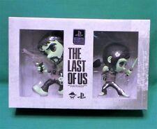 The Last of Us Limited Edition Joel and Ellie Glow in the Dark Vinyl Figure Set