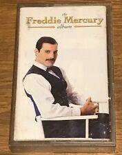 FREDDIE MERCURY THE FREDDIE MERCURY ALBUM CASSETTE QUEEN Rock Pop EMI -Free P&P
