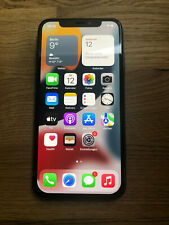 Apple iPhone X 64GB space grau (Ohne Simlock) Batterie 100%