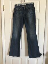 Joes Jeans size 24  The Provocateur Petite Fit Brass rivets Medium wash