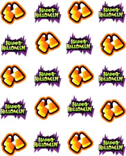 Halloween Candy Corn Waterslide Nail Decals/Nail art