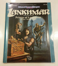 LNA3 Prince of Lankhmar Advanced Dungeons & Dragons AD&D 2nd Ed NEW SEALED