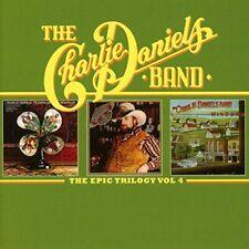 Charlie Daniels Band - The Epic Trilogy Vol.4 (2cd)