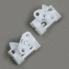 2x WINDOW REGULATOR REPAIR CLIPS FOR VAUXHALL MERIVA REAR LEFT AND RIGHT