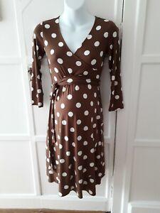 H&M Maternity/Nursing Dress Size XS  6  NWT