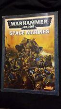 Warhammer 40k Space Marine 4th Ed Army Codex: Adeptus Astartes Rules