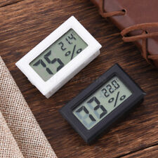 NEW Digital LCD Thermometer Hygrometer Humidity Indoor Temperature Meter