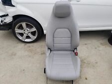 2012 2013 2014 2015 MERCEDES BENZ COUPE C250 RIGHT PASSENGER SEAT LEATHER GRAY