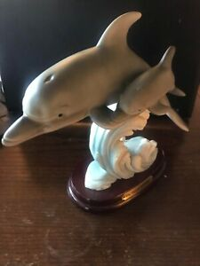 dolphin juliana collection figurine