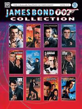 """James Bond 007 Collection"" MUSIC BOOK/CD-VIOLA W/PIANO ACCOMPANIMENT-NEW-SALE!!"