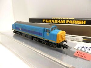 "N GRAHAM FARISH VCBL7 / RENFE Diesel serie 37 ""GIF"" Mantenimiento, DIGITAL DCC"