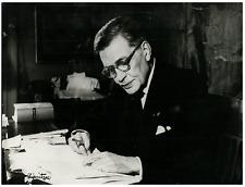 Jacques Chastenet, historien, diplomate, journaliste et académicien  Vintage sil