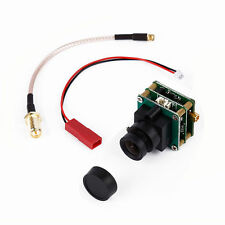 Integrated FPV 5.8G 200mW AV Audio Video Transmitter 700TVL Camera for RC Copter
