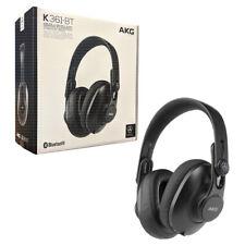AKG K361-BT Professional Studio Headphones Bluetooth BT 5.0 AAC Wireless/Wired