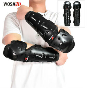 Adult Skateboard Elbow Pads Cycling Motorcycle Offroad Bike Arm Protector Guards