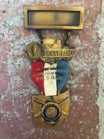 1920 2nd American Legion National Convention medal (perfect ribbon!!)