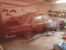 Mercedes 250 SE W108 Oldtimer Scheunenfund