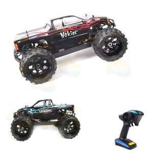 New 2.4Ghz HSP Savagery 1/8 Brushless Pro Monster Truck 4WD off road 3ch 80kmh