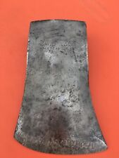 Vintage Winchester Trade Mark made in USA  single axe head weighs 2-1/4