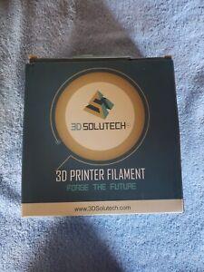 3D Printer PLA Filament 1.75MM Filament, 2.2 LBS (1.0KG) - 3D Solutech