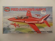 Airfix Red Arrows Hawk 1/72 #03026-1 1980