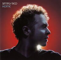 Simply Red CD Home - Germany (M/M)