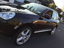 PORSCHE CAYENNE 4.5 S 2005 V8 TIPTRONIC SAT NAV 22 INCH ALLOYS IN METALLIC BLACK