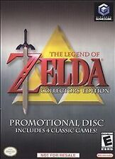 The Legend of Zelda: Collectors Edition (Zelda / Zelda II: The Adventure of Link