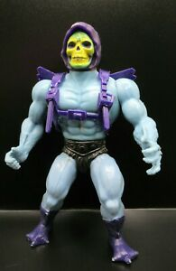 Vintage 1980s Skeletor Battle Armour Figure He-Man Masters Of The Universe