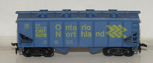 Ontario Northland 34' Covered Hopper