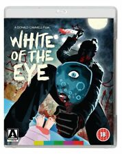 White of the Eye [Dual Format DVD & Blu-ray] (Blu-ray)
