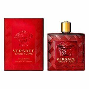 Eros Flame by Versace, 6.7 oz EDP Spray for Men