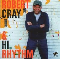 ROBERT CRAY & HI RHYTHM (S/T, Self-Titled) (2017) CD Jewel Case+FREE GIFT Blues