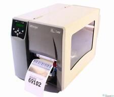 ZEBRA S4M S4M3N-2001-1100D DIRECT THERMAL BARCODE LABEL PRINTER (USB/PEELER)