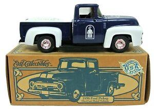 Ertl 1956 Ford Pickup Truck Quakertown National Bank Pennsylvania 1/25 - New
