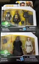 "Star Wars 3.75"" Han Solo Story LANDO KESSEL GUARD FORCE LINK 2-Pack NEW IN STOCK"