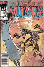 The New Mutants #27 Legion