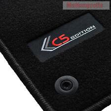 Mattenprofis Velours Logo Fußmatten für Citroen C5 ab Bj.02/2008