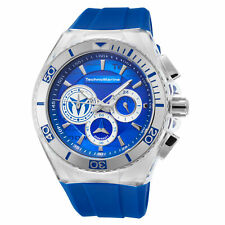 Technomarine TM-118121 Cruise Men's 46mm Chronograph Stainless Steel Blue Dial