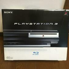 NEW PlayStation 3 BLACK 60gb Console PS3 Japan *COLLECTORS ITEM*