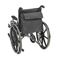 "19""x14"" Storage Pouch Bag for Wheelchairs & Mobility Scooters Walker  #"